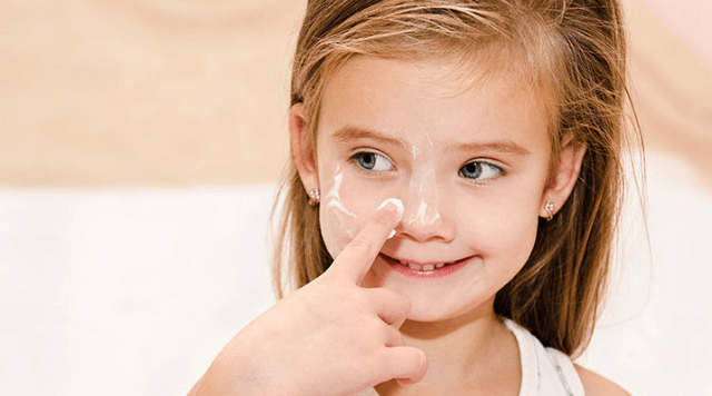 Skin Care Tips for Children - Healthy Kids
